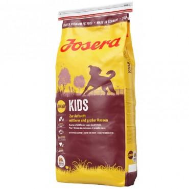 Сухой корм для щенков Josera Dog Kids (Йозера Кидс)