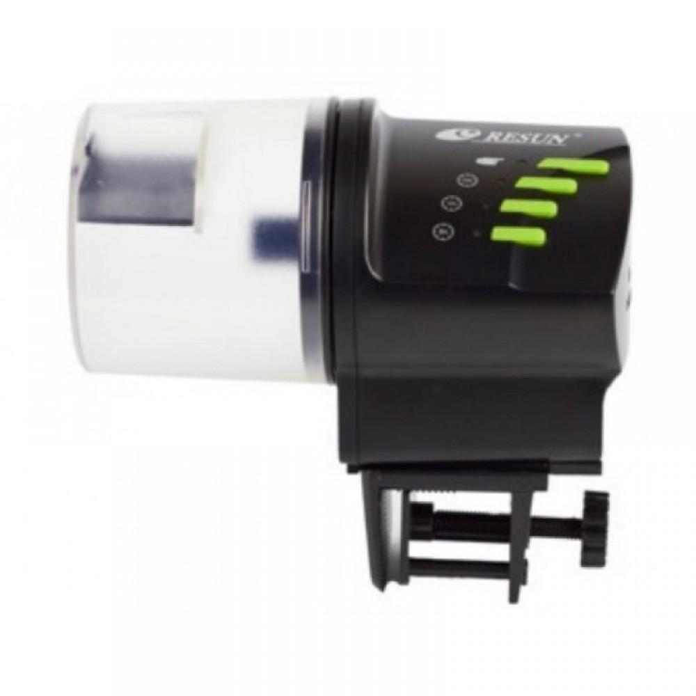 Автоматическая кормушка для аквариума Resun AF-2020 c USB питанием (148605)