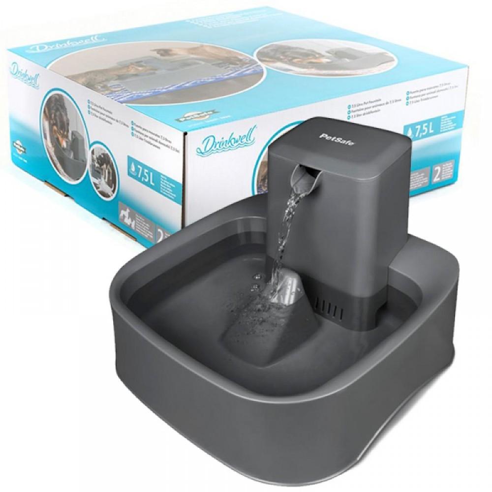 Автоматический фонтан поилка для собак и котов PetSafe Drinkwell 7,5 Litre (PWW19-16562)