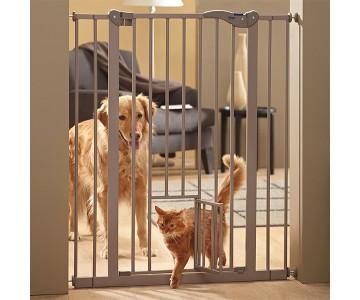 Барьер перегородка для собак с дверцей Savic Dog Barrier+small door 107 (3214)