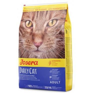 Беззерновой сухой корм для кошек Josera DailyCat