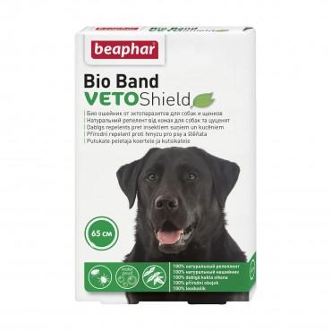 Био-ошейник для собак и щенков Beaphar Veto Shield 65 см (от внешних паразитов) (10665)