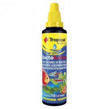 Биостартер для аквариума Tropical Bacto-Active, 30 мл (34301)