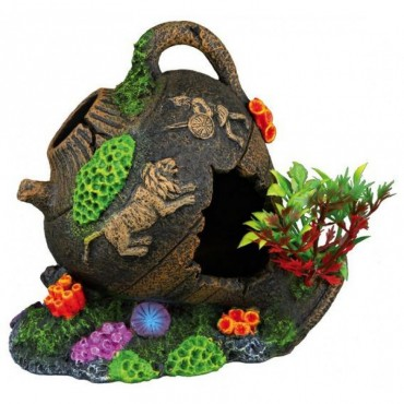 Декорация для аквариума Trixie Амфора римская 12 см (87800)