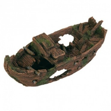 Декорация для аквариума Trixie Разбитый корабль 29 см (8876)