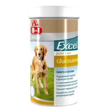 Добавка с глюкозамином для суставов и костей собак 8in1 Excel GLUCOSAMINE