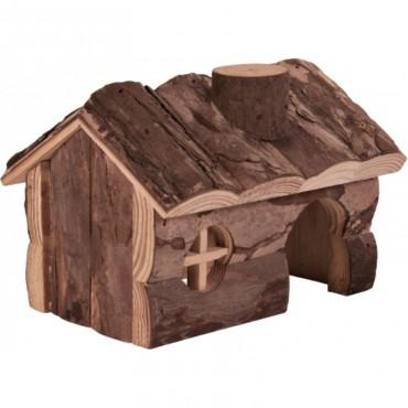 Дом деревянный для хомяка Trixie Hendrik (6171)