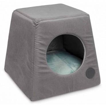 Дом-лежак для кошек и собак Pet Fashion TUTTI (36*36*34 см) (PR241785)