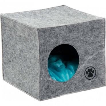 Дом-лежак для кошек и собак Природа Грей (PR240650)