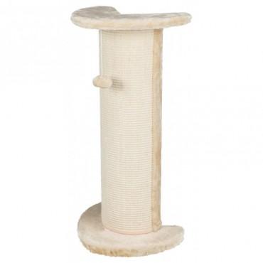 Дряпка для кошек угловая Trixie Lorca, бежевая (4350)