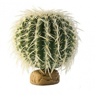Растение пластиковое для террариума Exo Terra Barrel Cactus