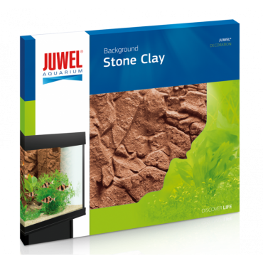 Фон для аквариума Juwel Cliff Stone CLAY 60х55 см (86932)