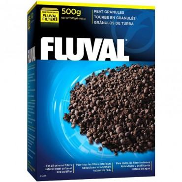 Гранулированный торф для аквариума Fluval Peat Granules 500 гр (A1465)