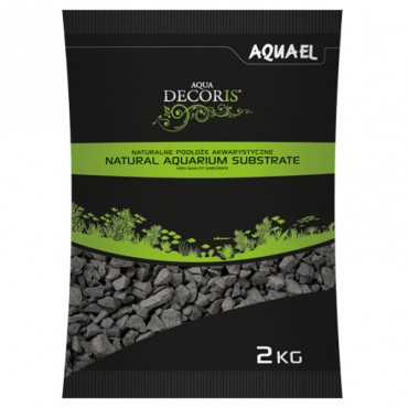 Грунт для аквариума AquaEl базальтовый гравий 2-4 мм