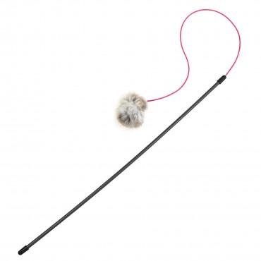 Игрушка для кошек Comfy бубон на удочке 40 см (245020)