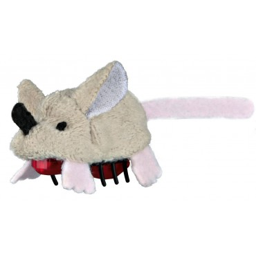 Игрушка для кошек Trixie Мышка бегающая 5,5 см (45798)