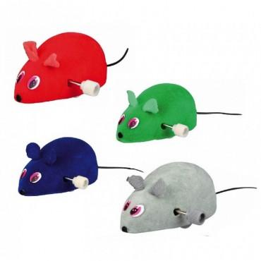 Игрушка для кошек Trixie Мышка заводная 7 см (4092)