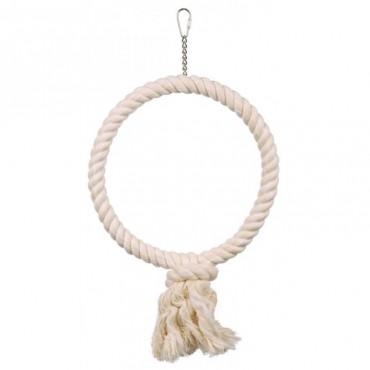 Игрушка для птиц Trixie Кольцо плетёное