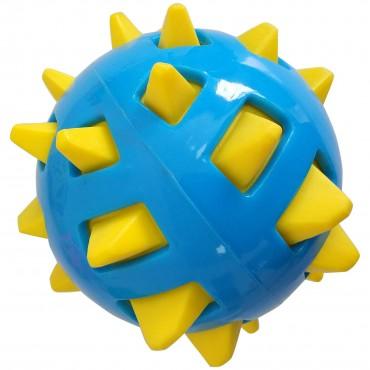 Игрушка для собак GimDog Мяч с шипами Big Bang d=15,2 см (резина) (G-80728)
