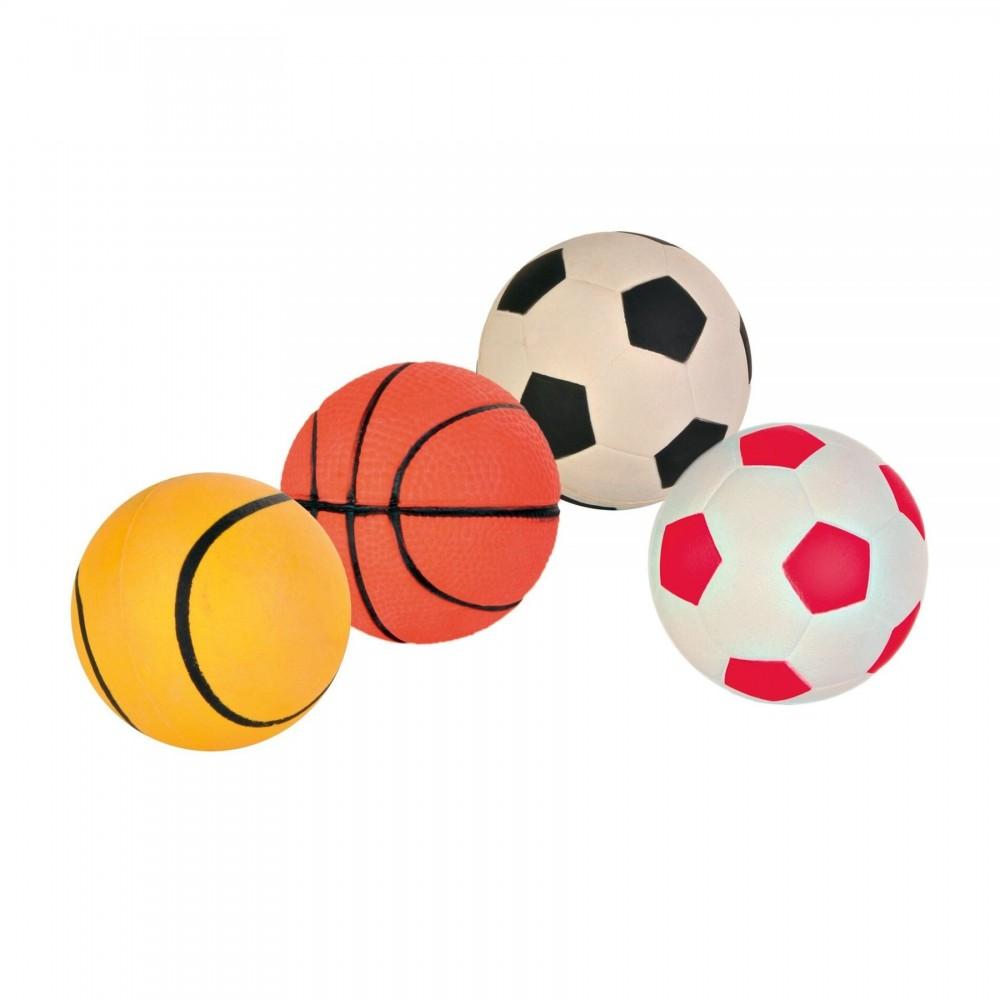 Игрушка для собак Trixie Мяч резиновый