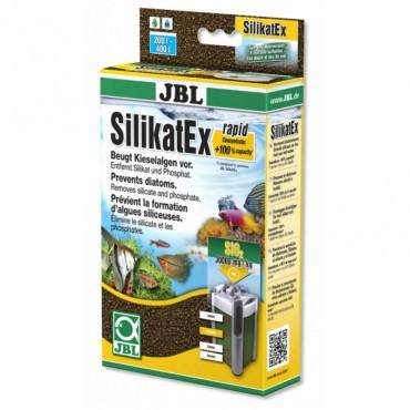 JBL SilicatEx Rapid – для удаления силикатов и борьбы с диатомовыми водорослями (62347)