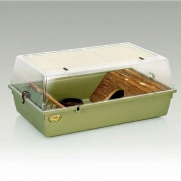 Клетка для грызунов Fop TAMBURINO NATURA 75*47*33 см (20200067)