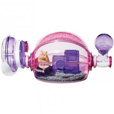 Клетка для грызунов Hagen Ovo Home-Pink Edition (62664)