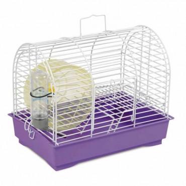 Клетка для грызунов Природа Фаворит с колесом (PR241521)