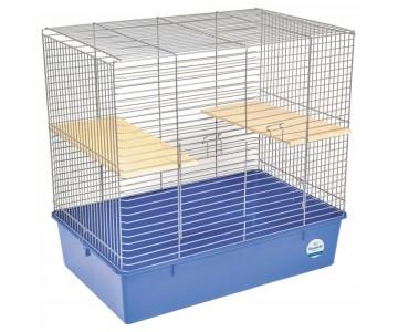 Клетка для грызунов Природа Шиншилла хром (PR241510)