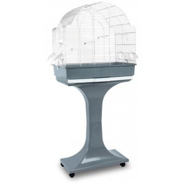 Клетка для птиц FOP CHIARA WHITE с подставкой (10310013)