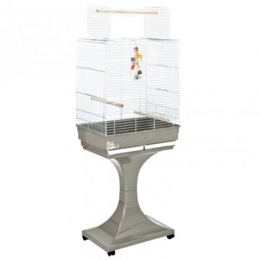 Клетка для птиц FOP Soraya с подставкой (15210030)