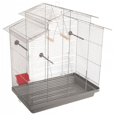 Клетка для птиц Природа Нимфа хром (PR241470)