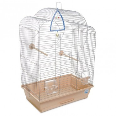 Клетка для птиц Природа Воля хром (PR241485)