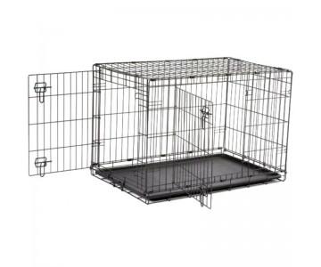 Клетка для собак Savic Dog Cottage, сталь 91 х 57 х 62 см (3313_0011)