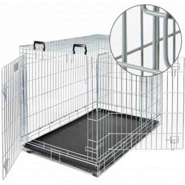 Клетка для собак Savic Dog Residence, хамершлак