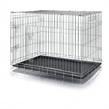 Клетка для собак Trixie 109 x 79 x 71 см (металл) (3925)