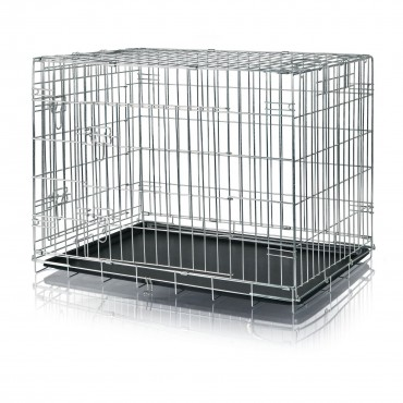 Клетка для собак Trixie 93 x 69 x 62 см (металл) (3924)