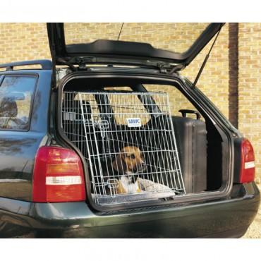 Клетка для собак в авто Savic Dog Residence 76 х 54 х 62 см (3298_0095)