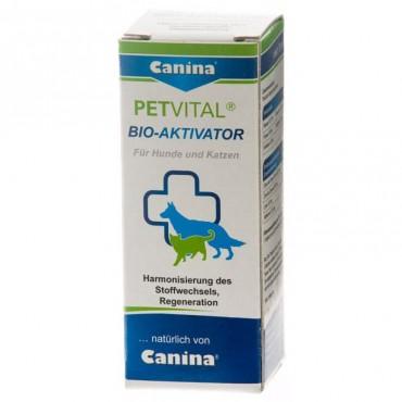 Комплекс с аминокислотами для кошек и собак Canina Petvital Bio-Aktivator, 20 мл (712007 AD)