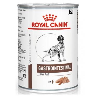 Лечебные консервы для собак Royal Canin GASTRO-INTESTINAL LOW FAT DOG cans 0,41 кг
