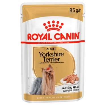 Консервы для Йорков Royal Canin YORKSHIRE ADULT 0,085 кг