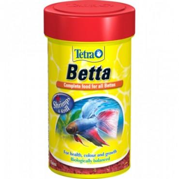 Корм для аквариумных петушков Tetra BETTA 100 мл (198913)