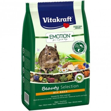 Корм для дегу Vitakraft Emotion Beauty 600 гр (33761)