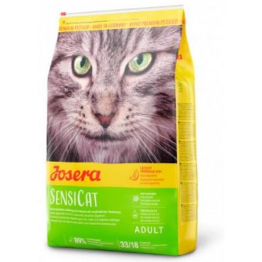 Корм для кошек с чувствительным пищеварением Josera SensiCat