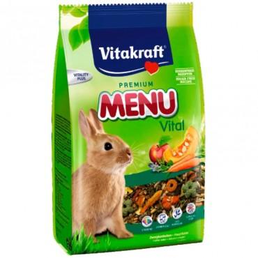 Корм для кроликов Vitakraft Menu