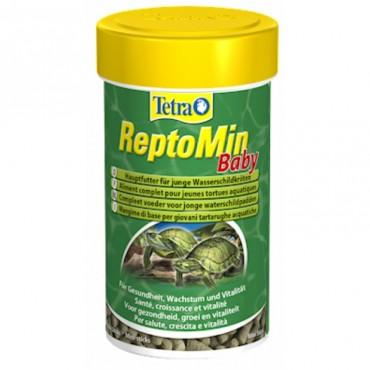 Корм для маленьких водных черепах Tetra ReptoMin Baby 100 мл (140158)