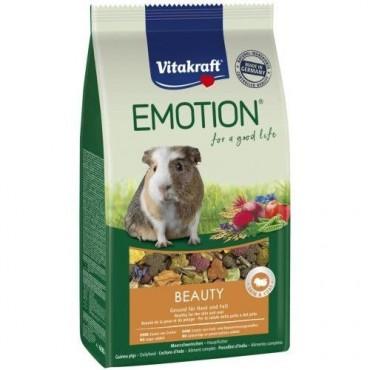 Корм для морских свинок Vitakraft Emotion Beauty 600 гр (31458/33753)