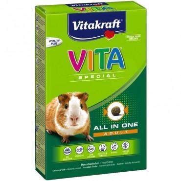 Корм для морских свинок Vitakraft Vita Special 600 гр (25311)