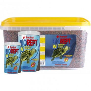 Корм для подводных и сухопутных черепах Tropical Biorept W
