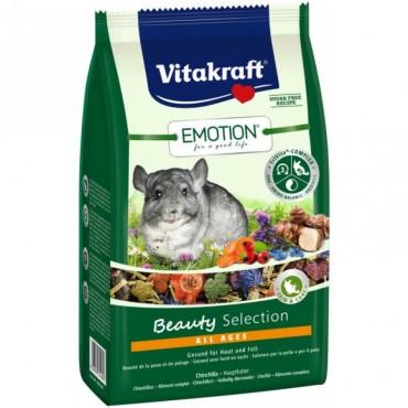 Корм для шиншилл Vitakraft Emotion Beauty 600 гр (33758)